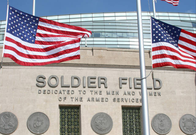 Soldier Field: Home of the Chicago Bears